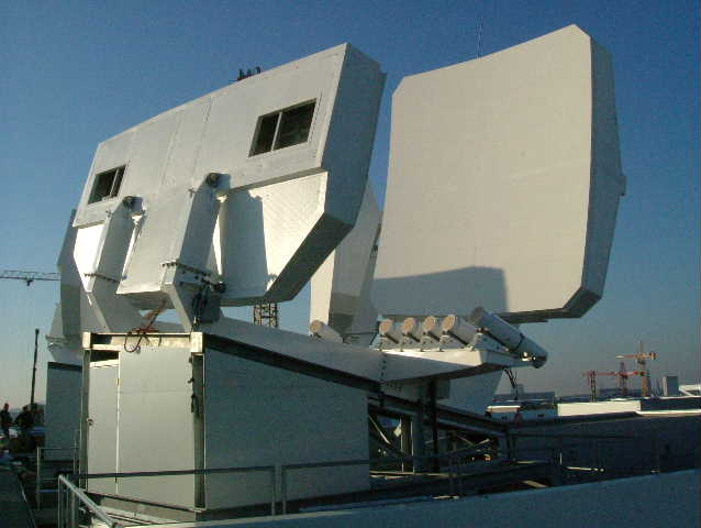 Antenna Germany Rear Structural Engineer