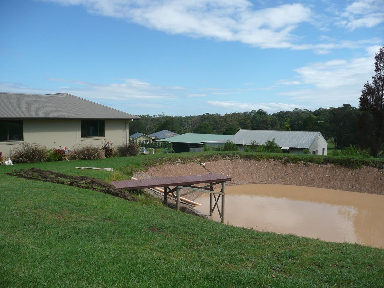 Rural dam