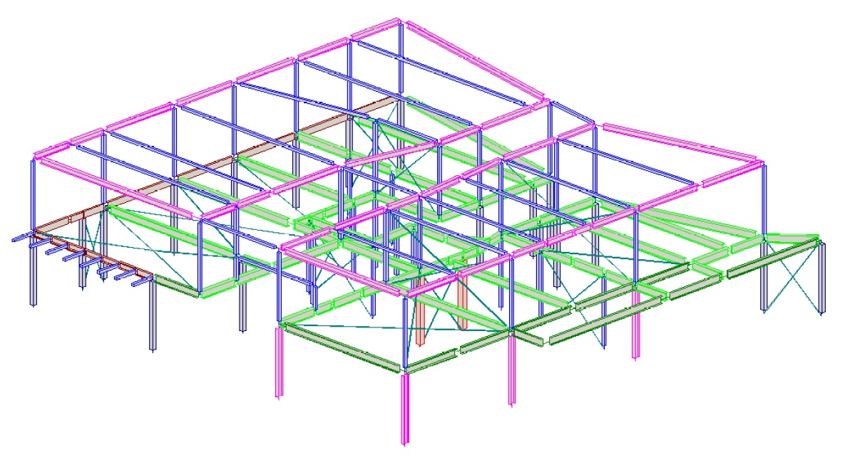 Structural engineering designs