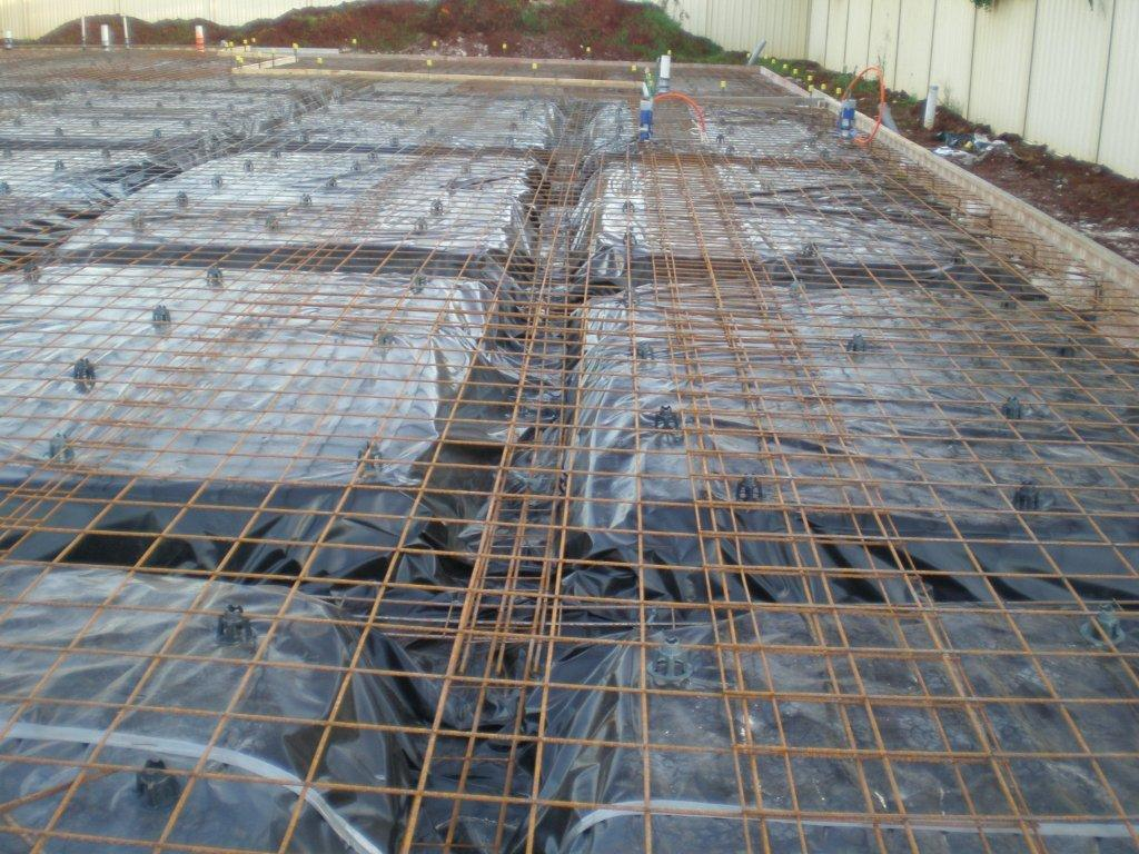 Structural engineering slab design