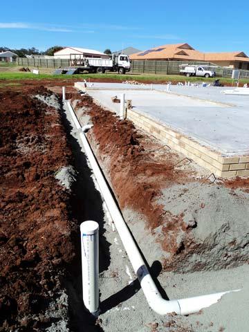 Plumbing designs